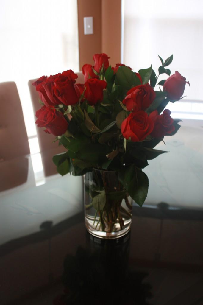 Valentine's Day Flowers - 2013