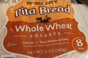 Trader Joe's Pita Bread