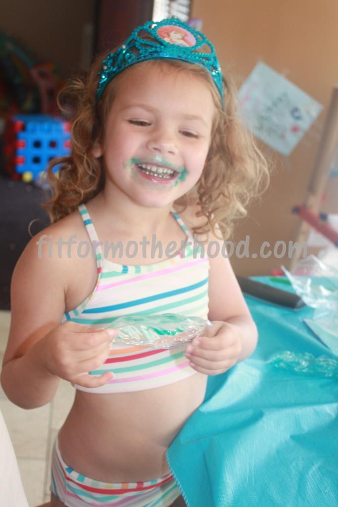 mimm - sophia cake face