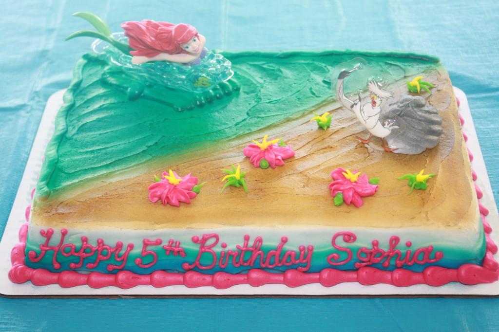 mimm - sophia's 5th cake