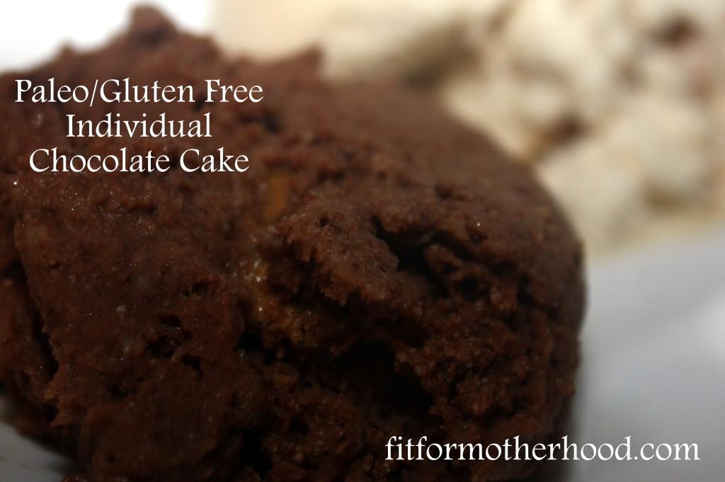 chocolate cake - paleo gluten free