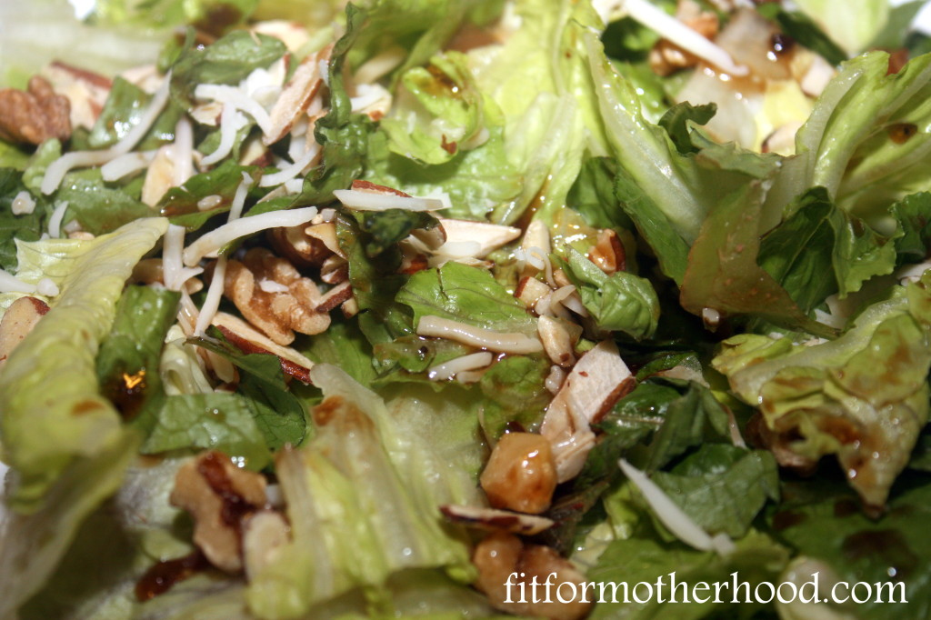 wiaw - simple salad