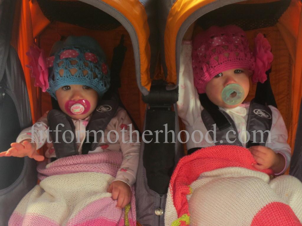 mimm - babies in stroller