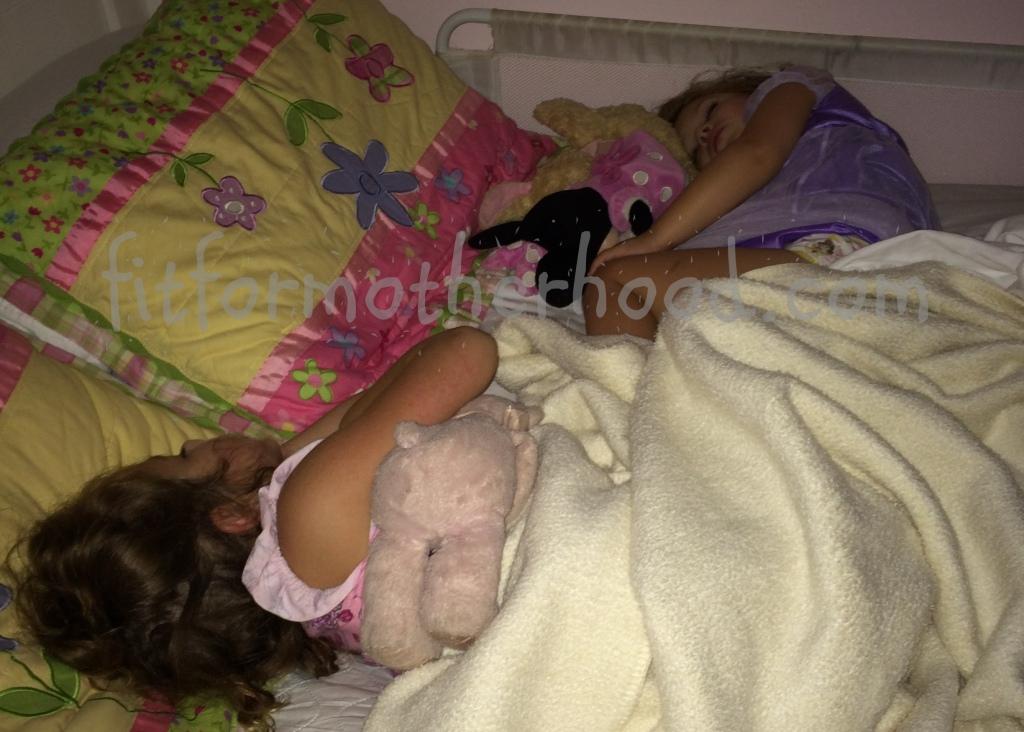 mimm - sophia isabella sleepover