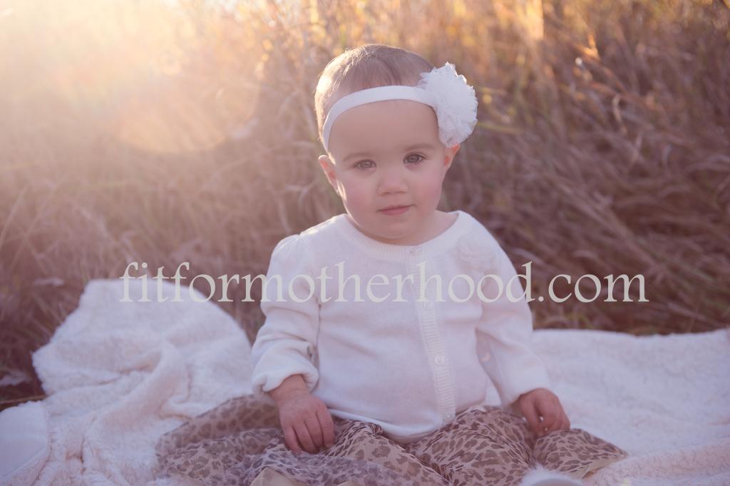 16 months - mckayla