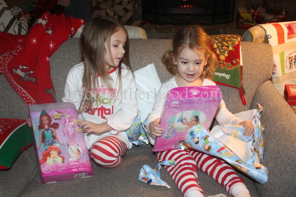 christmas 2014 - mimi - sohpia isabella gifts