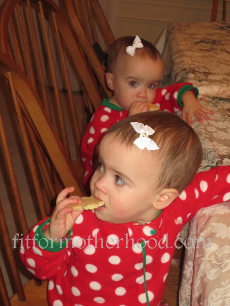 christmas 2014 - nana - mckenzie mckayla cookies