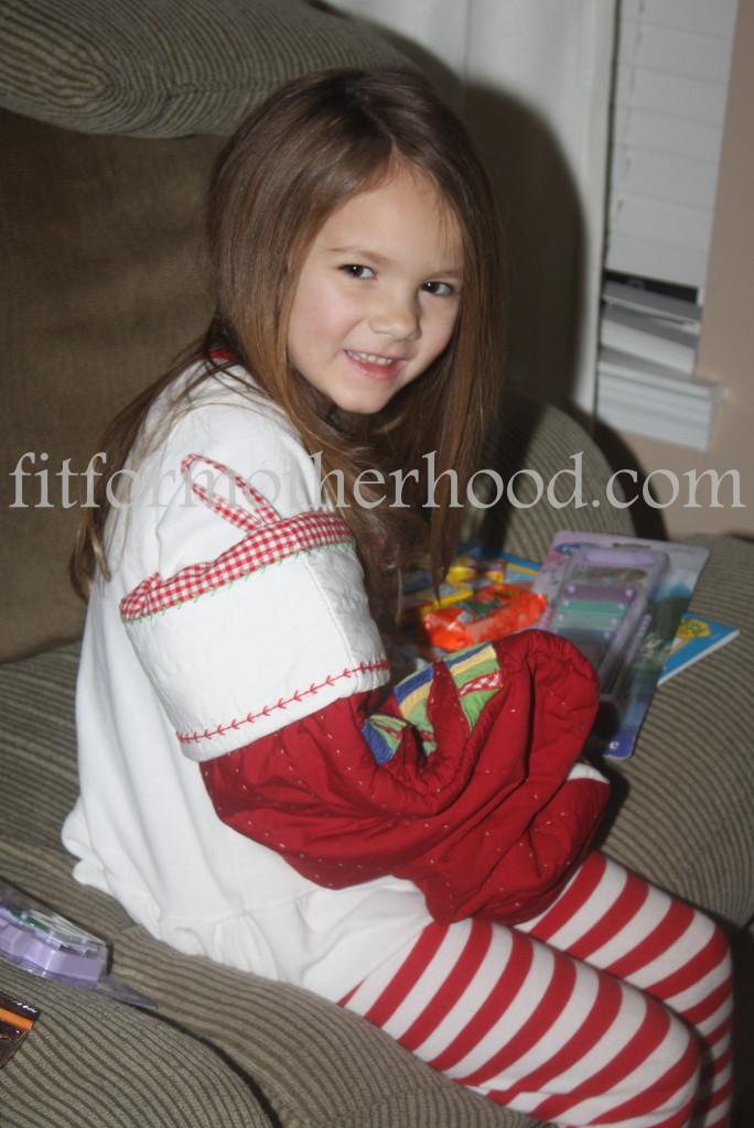 christmas 2014 - sophia stockings