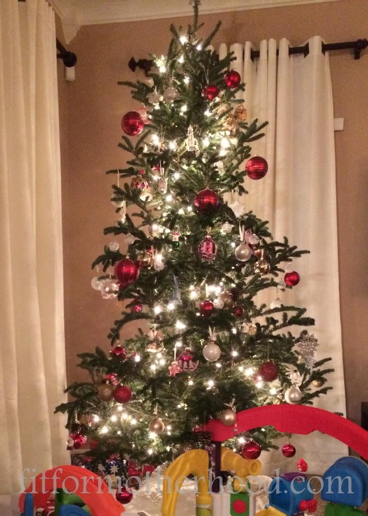 think - 2014 christmas tree