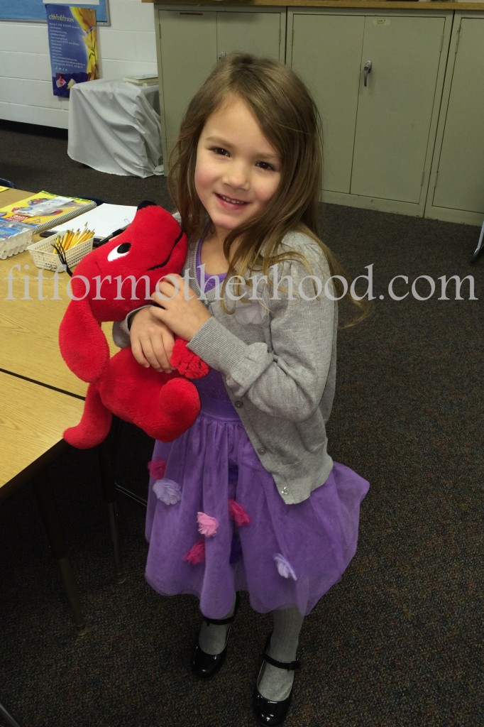 mimm - sohpia sunday school with clifford