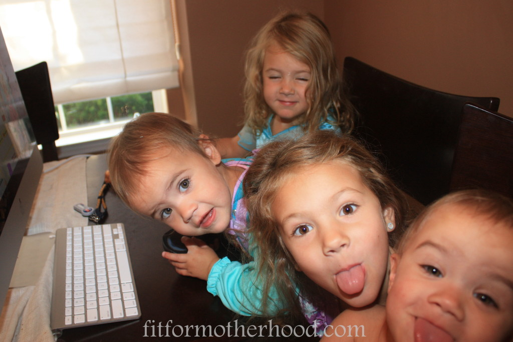mimm - silly girls computer