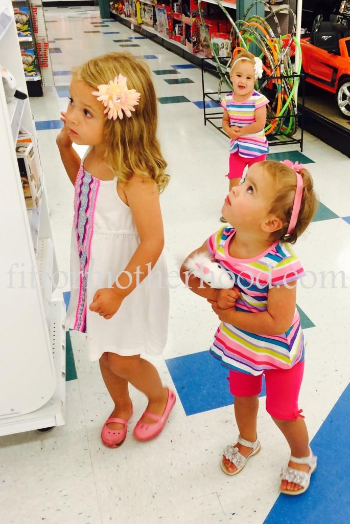 mimm - toy hunting mckayla mckenzie isabella