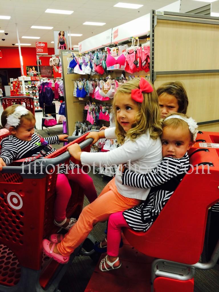 think - girls target 2