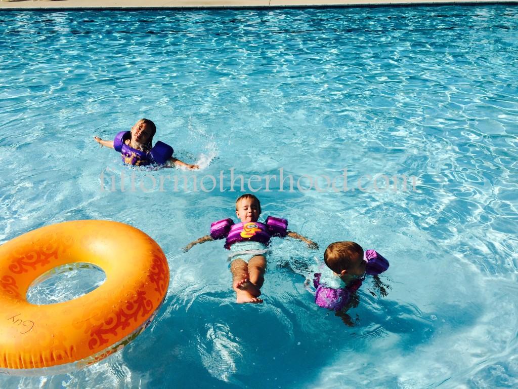 think - pool mckenzie mckayla isabella 2