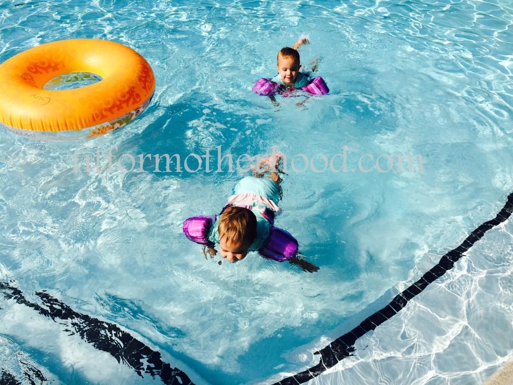 think - pool mckenzie mckayla swimming