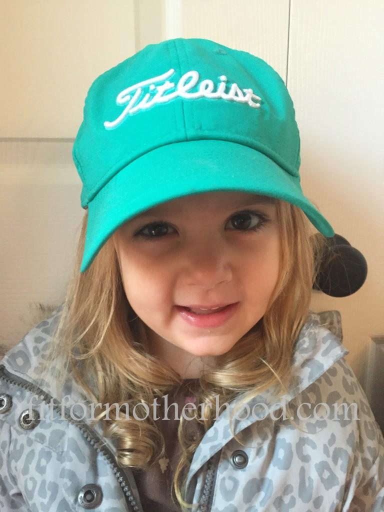 think - isabella hat day