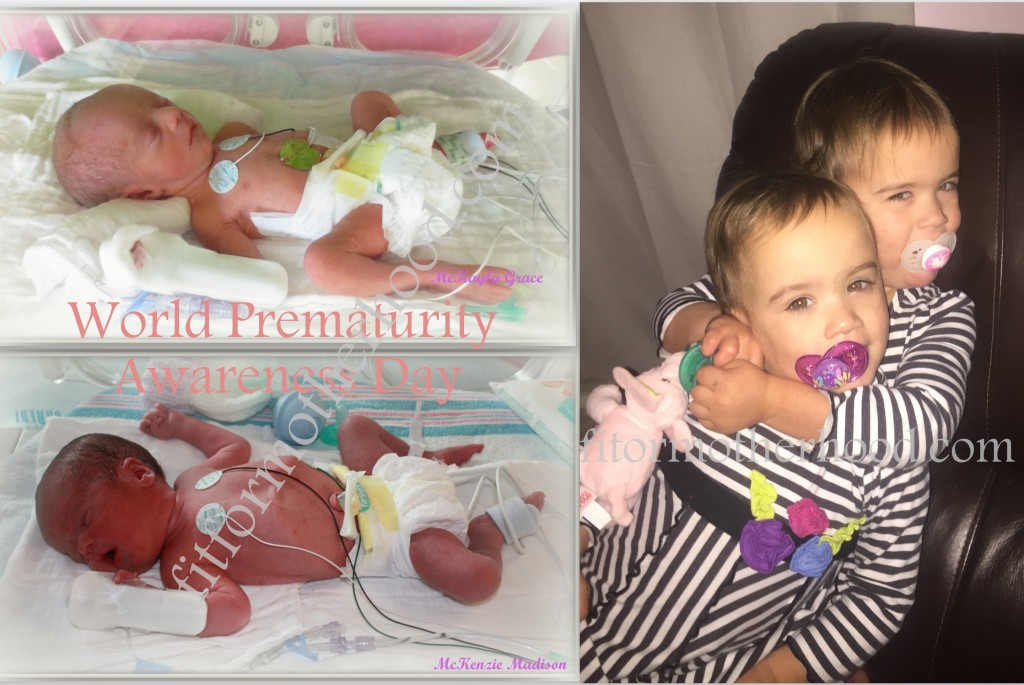 think - world prematurity day college