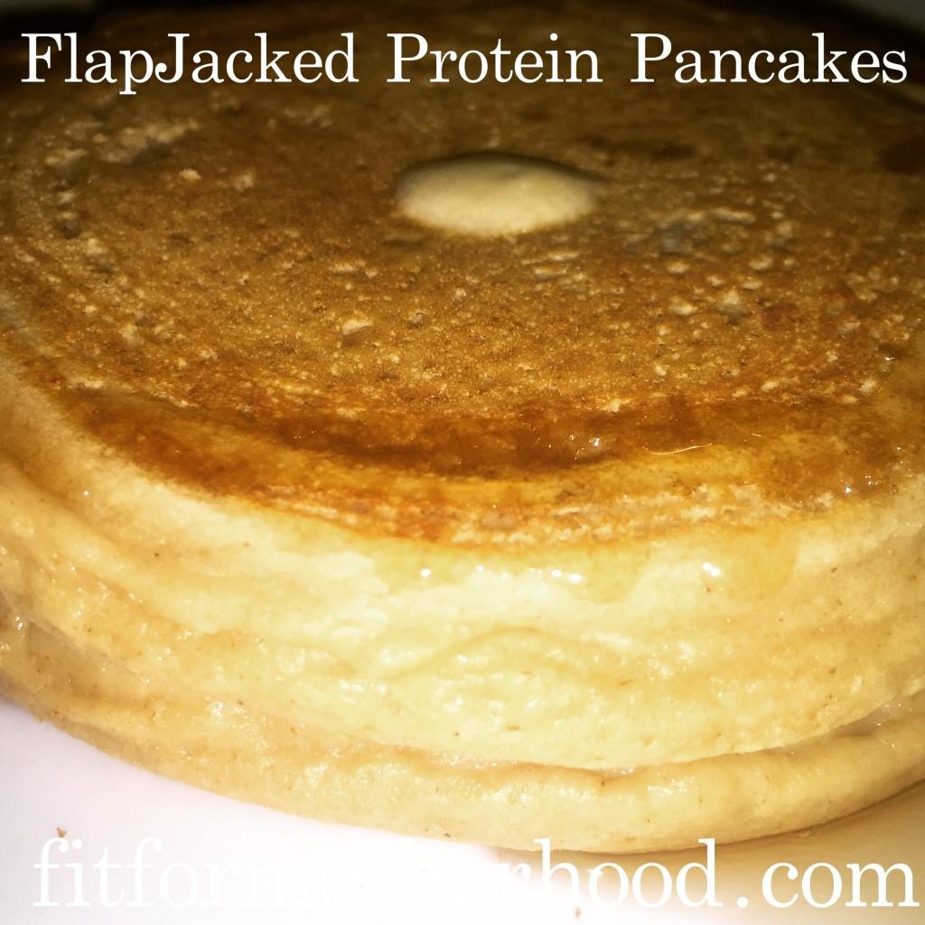 flapjacked pancakes