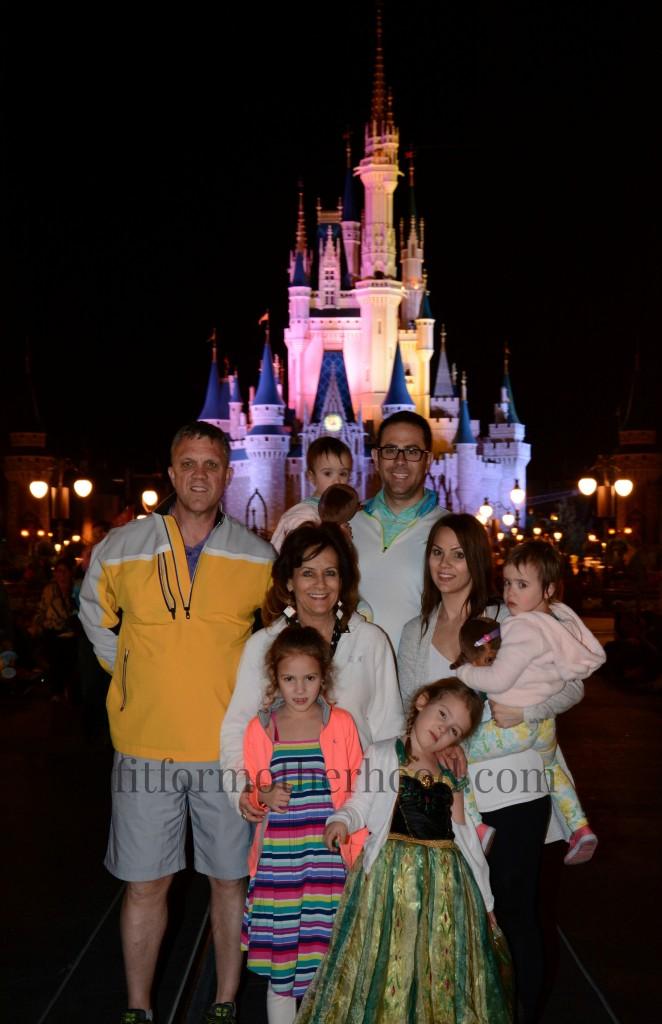 magic kingdom family night