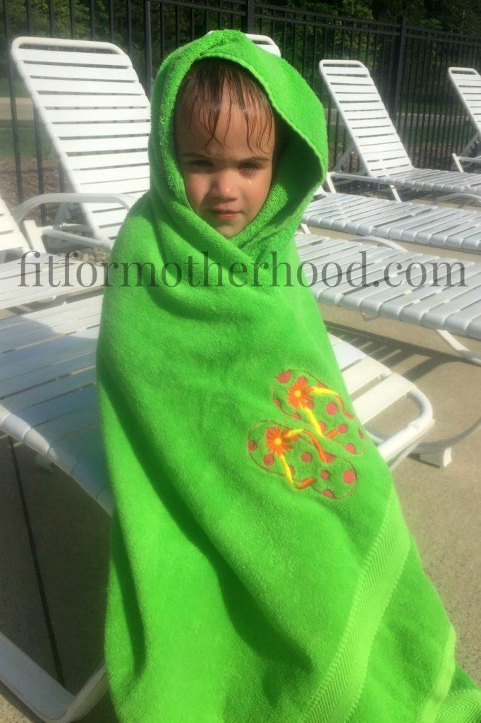 june 2016 pool mckayla towel
