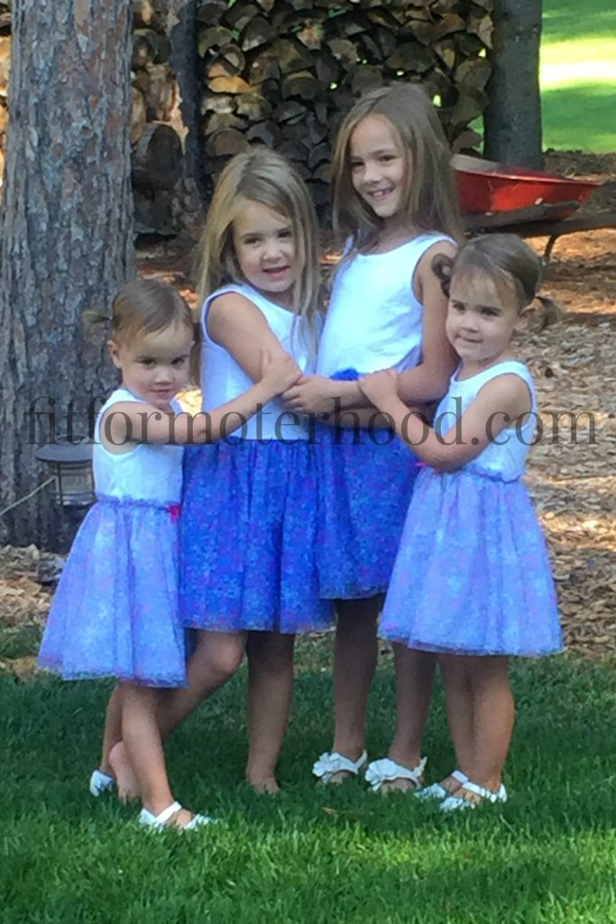 july 2016 family pictures girls