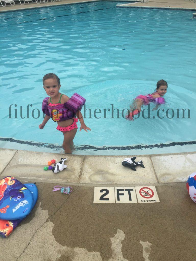 july 2016 pool mckayla mckenzie
