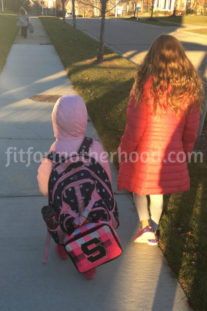 sophia-mckayla-walking-home-from-bus